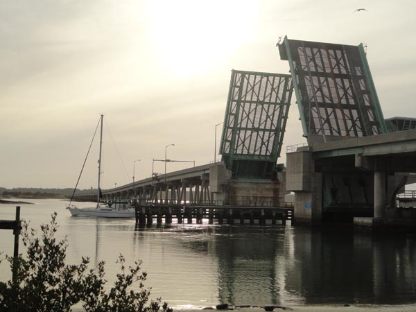 crescent beach bridge